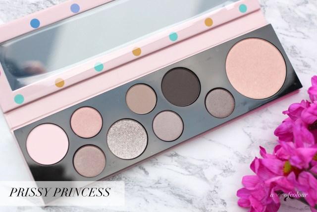 MAC Cosmetics Girls palette in Prissy Princess