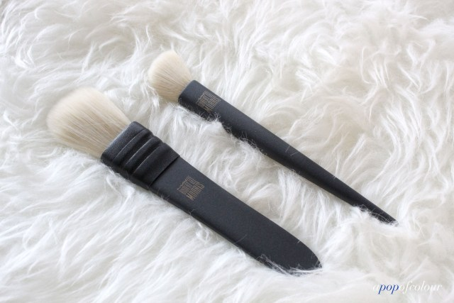 MAC Cosmetics Robert Lee Morris powder and contour brush