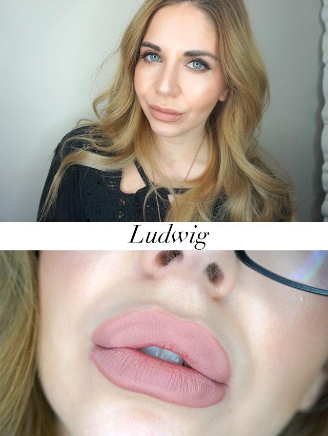 Kat Von D Everlasting Liquid Lipstick in Ludwig
