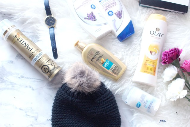 Winter beauty staples from P&G Beauty
