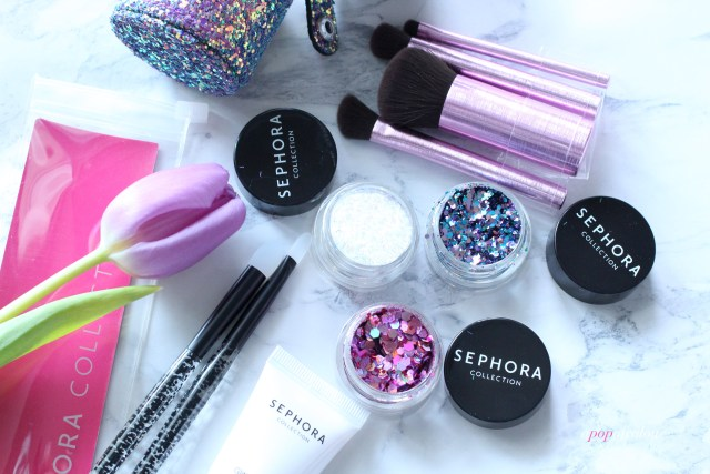 Sephora Collection Give Me Some Glitter Hair and Body Glitter Set