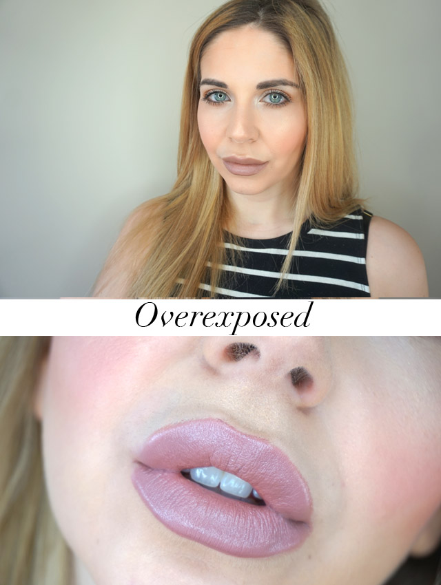 Too Faced Cosmetics Natural Nudes Coconut Butter lipstick in Overexposed