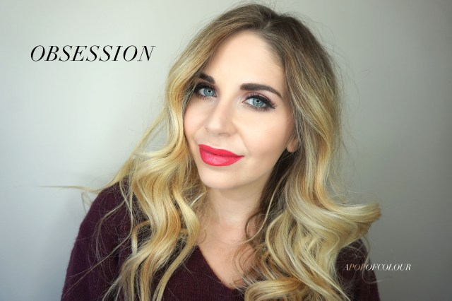 Rimmel London Stay Satin Liquid Lip Colour in Obsession