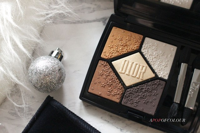 5 Couleurs Midnight Wish eyeshadow palette in Lucky Star