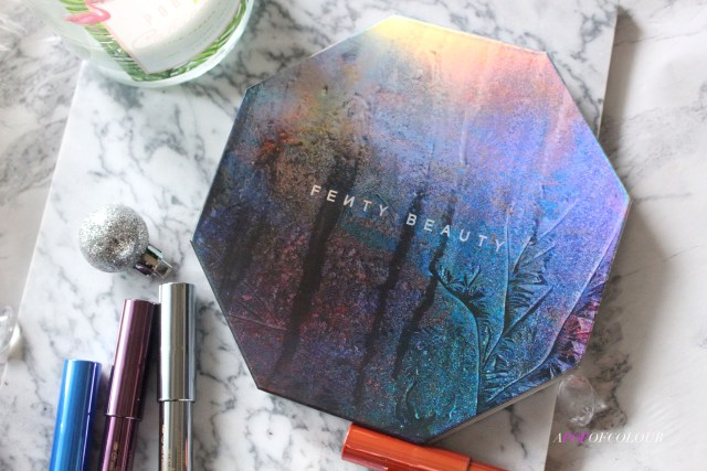 Fenty Beauty Killawatt Foil Freestyle Highlighter Palette
