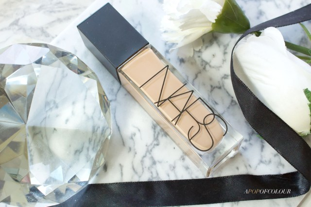 NARS Natural Radiance Longwear Foundation