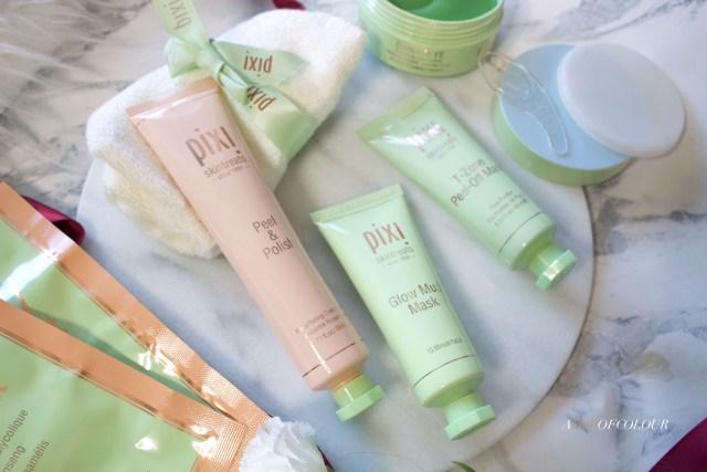 Pixi Beauty masks
