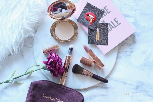 Charlotte Tilbury Daytime on the Glow online exclusive set
