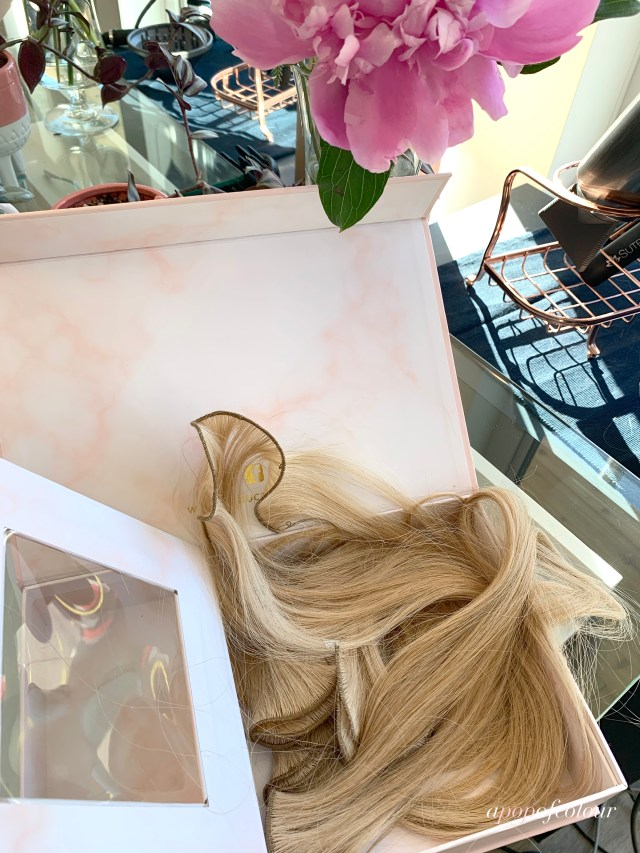 Philocaly Hair Hand-Tied extensions
