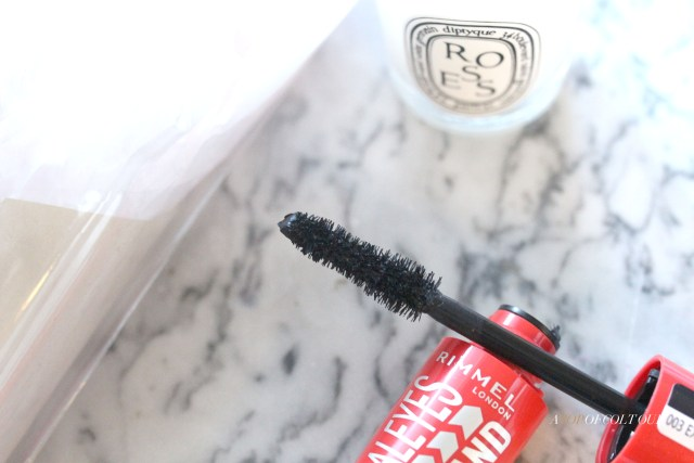 Rimmel London Scandaleyes Volume on Demand mascara wand