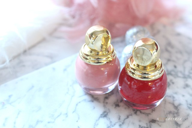 Dior Diorific Vernis - Limited Edition Nail Polish in Charm and Passion
