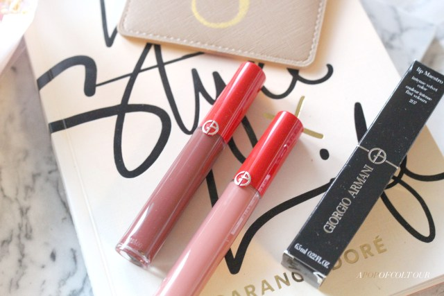 Armani Beauty Lip Maestro lip colour