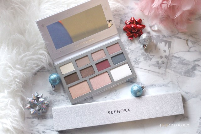 Sephora Collection Winter Time palette