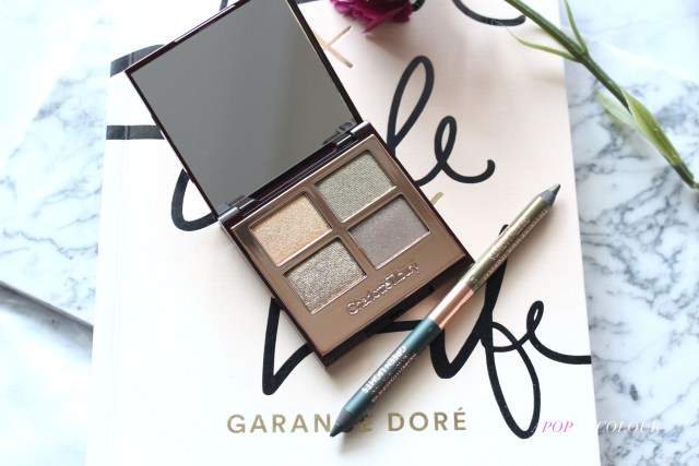 Charlotte Tilbury Green Lights Luxury Palette and liner