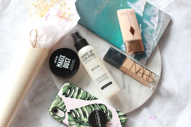 Products to try out TikTok foundation hack for airbrushed skin