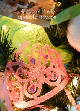 Christmas Tree Decor for Ballerina