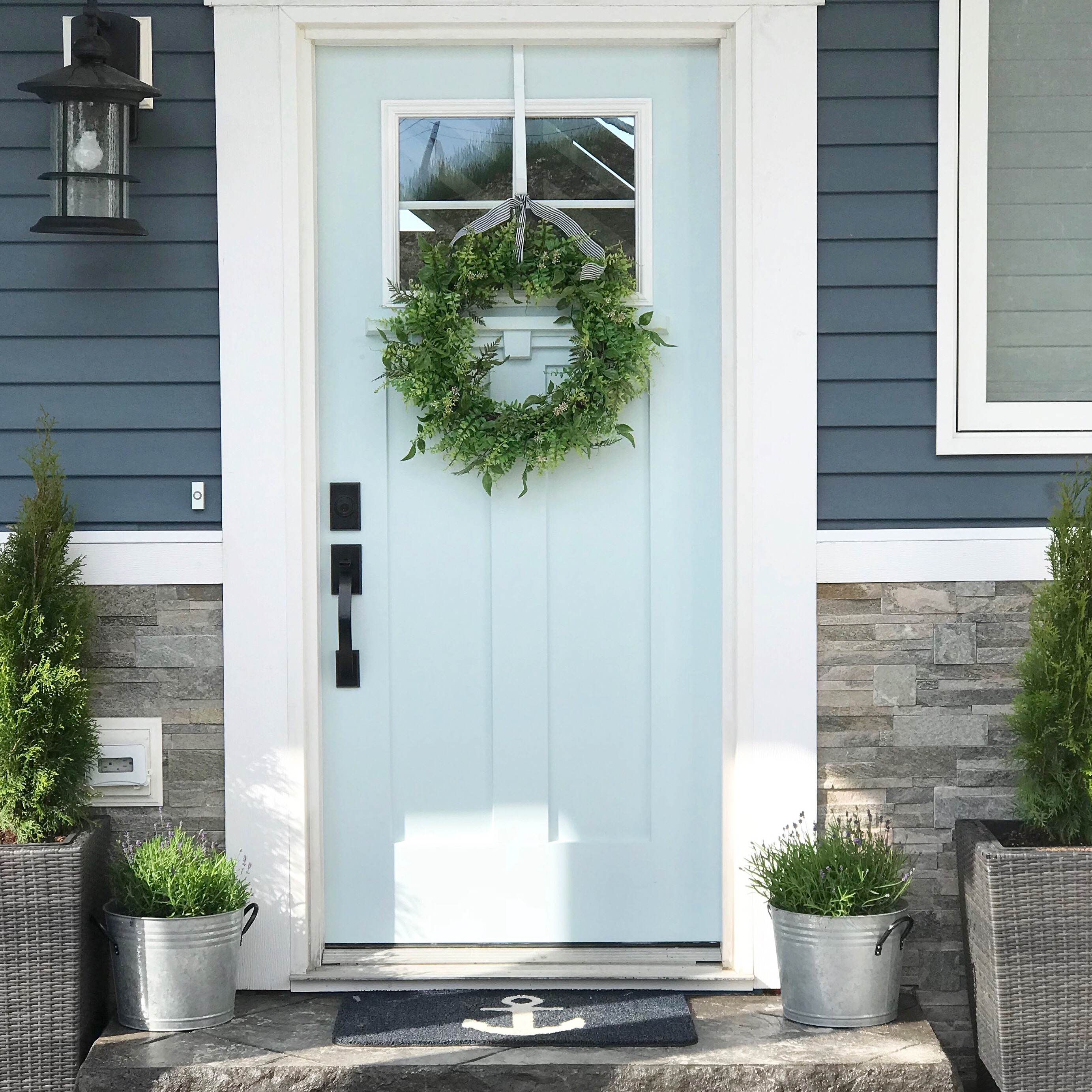 How To Choose A Front Door Complete Guide A Pop Of Pretty