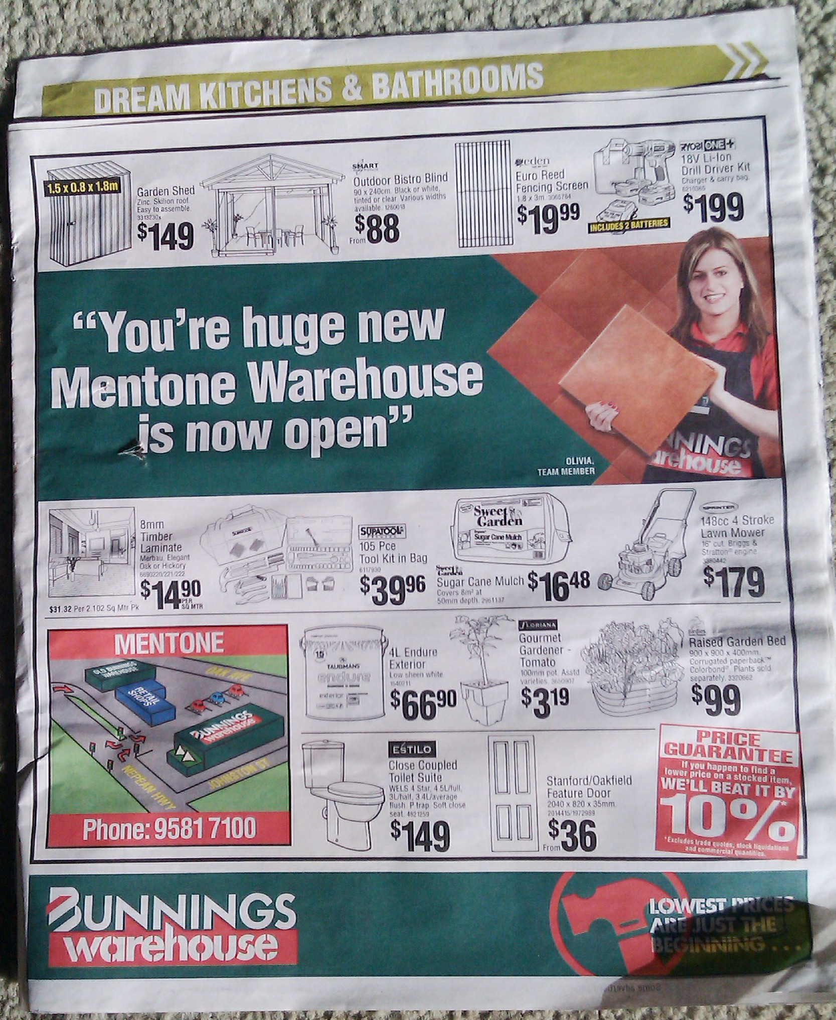 Does Bunnings Deliver Youre Huge New Apostrophe Abuse Is Now Online