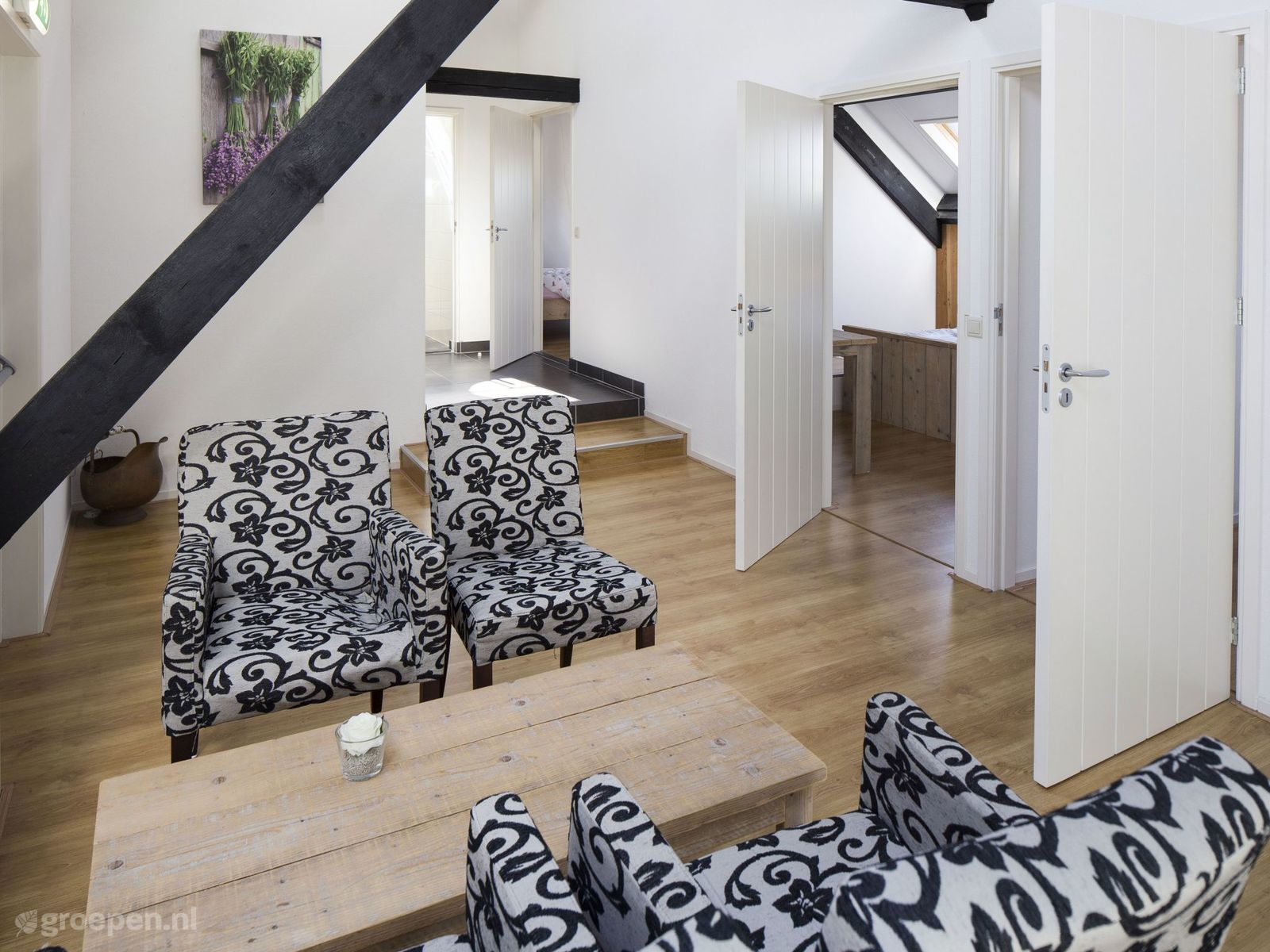 Wohnzimmer Interior Design Zeeland Holiday Farmhouse In Oude Willem Small Odw 1455 Small