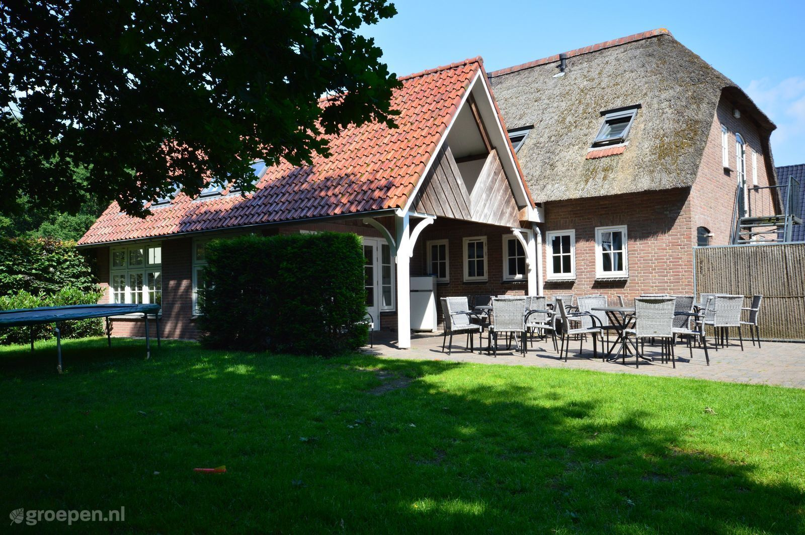 Van Ommen Kampen Accommodations In Ommen Groepen Co Uk
