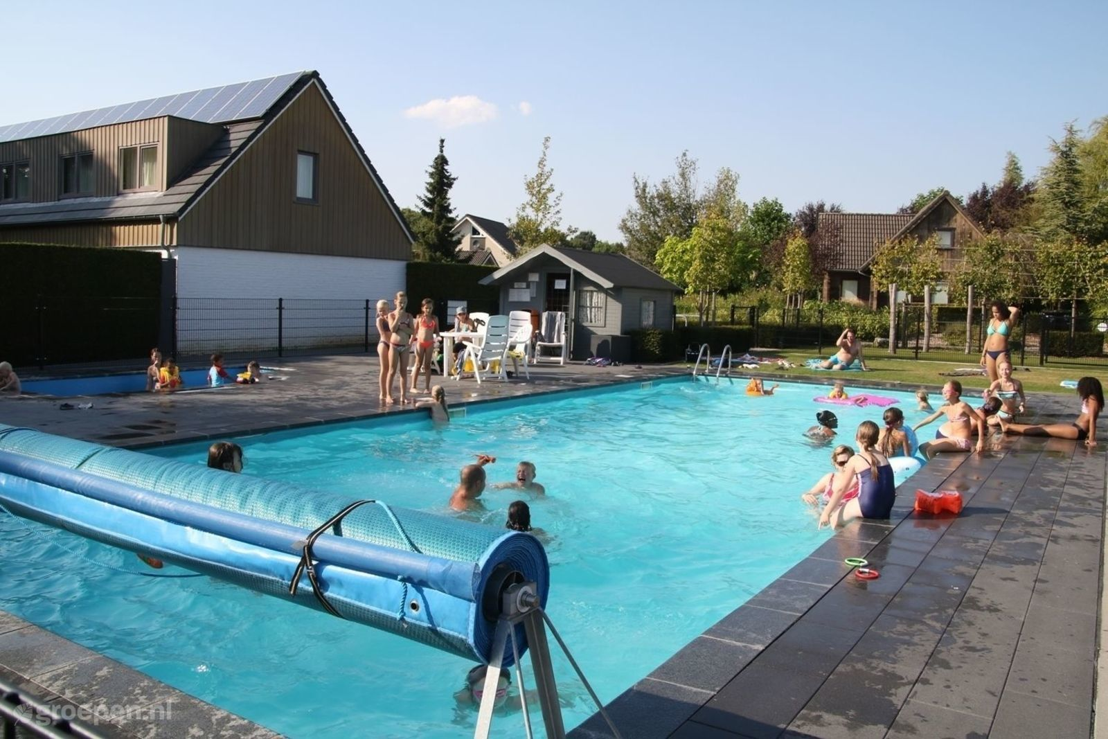 De Slag Zwembad Zaandam Group Accommodation In Klimmen Limburg 24 Guests Groepen Co Uk