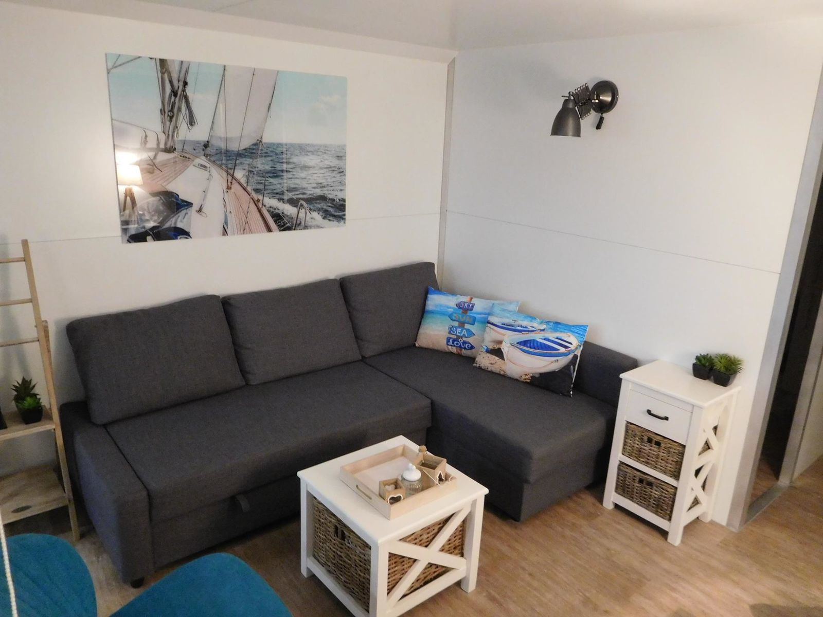 Woonkamer Set Modern Havenlodge 6 People Naarden