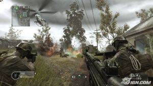 Call of Duty-4 Modern Warfare
