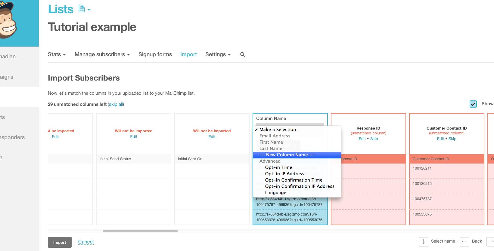 Mailchimp Custom Template Tutorial Choice Image Free
