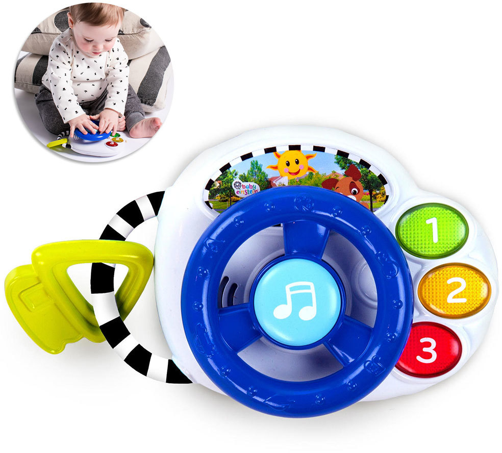 Toddler Car Dashboard Details About Baby Car Steering Wheel Musical Toys Toddler Kids Driving Dashboard Play Sound