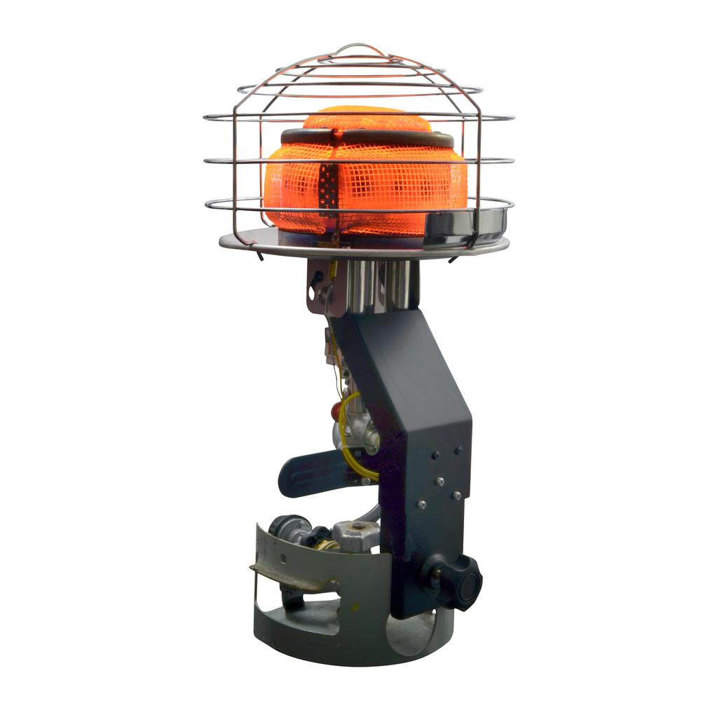 Radiant Heater Details About Mr Heater Portable Radiant Heater Propane Gas Tank Top 45 000 Btu 540 Degree