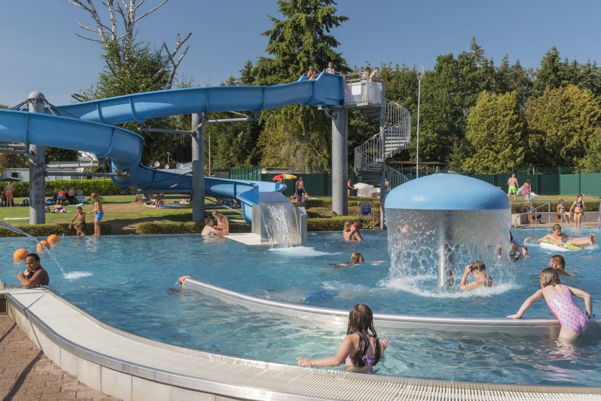 Grevenmacher Schwimmbad Camping Plage Ort Mullerthal