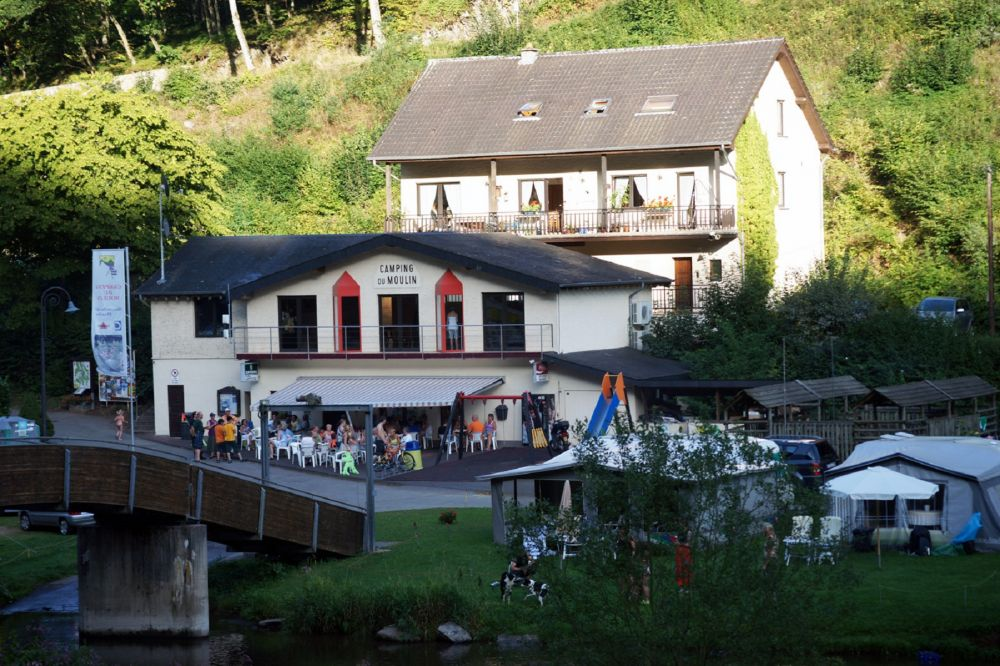 Camping Zwembad Rivier Ardennen Camping Du Moulin - Visit Luxembourg