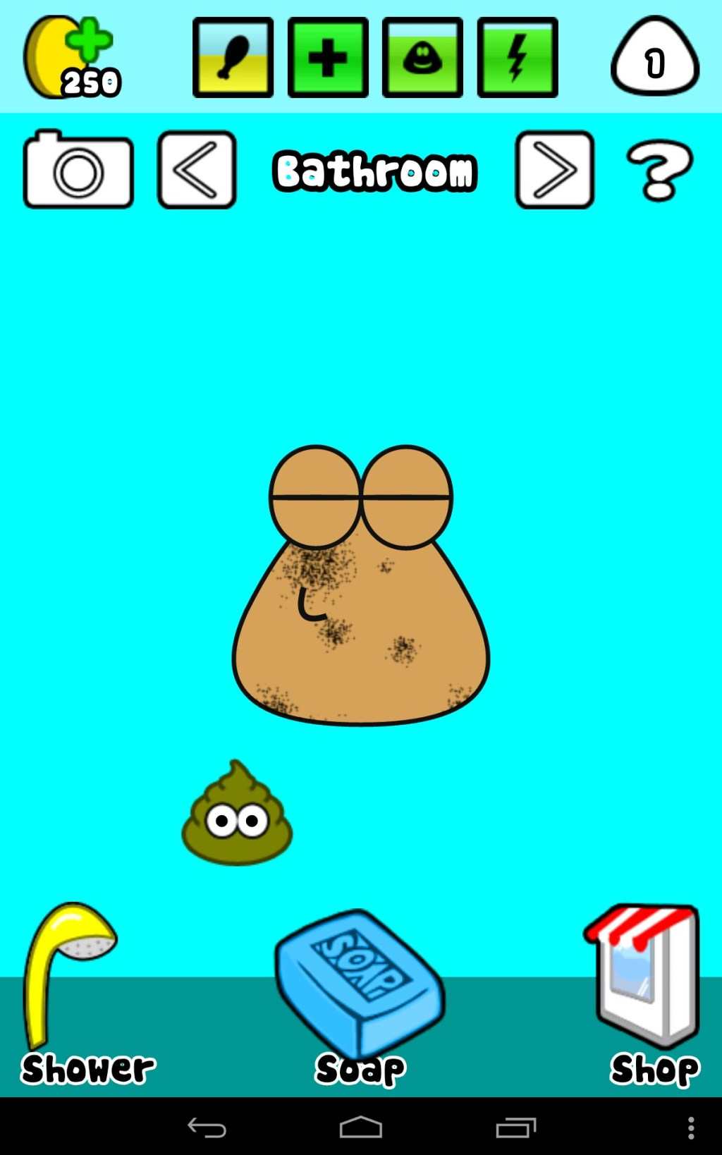 download game pou apk offline