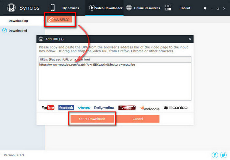 How to download videos from youtube to my tab ltt please note you need to find out the youtube video url please click on ccuart Image collections