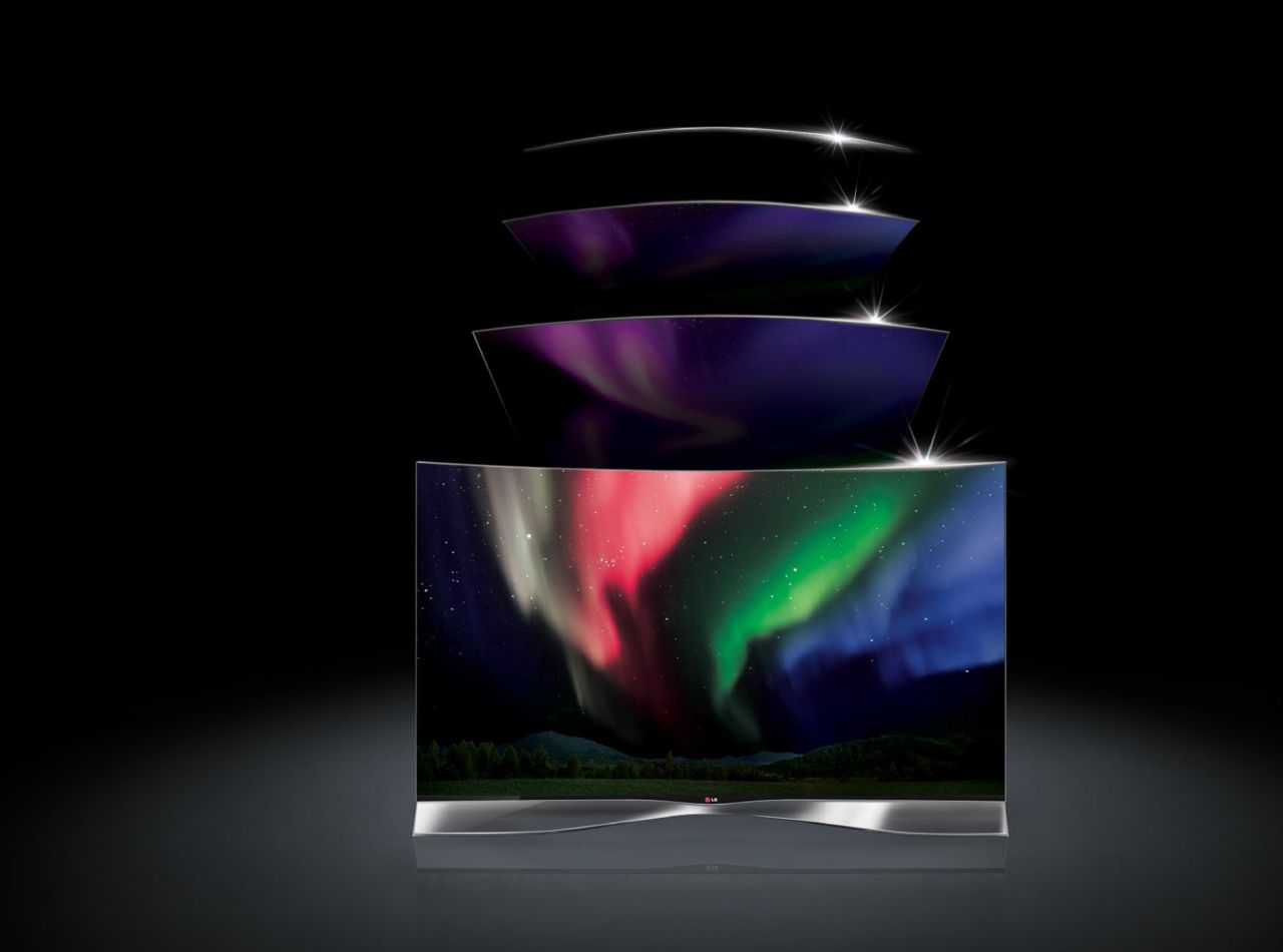 17 Inch Tv Foto: Lg Curved Oled Tv Lg Curved Oled Tv 005 : Apparata
