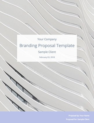 Proposal Templates and Samples (From 25k Winning Proposals)