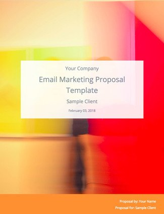 Email Marketing Proposal Template (and Sample) Bidsketch