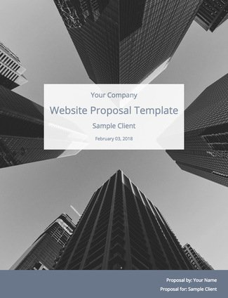 Ultimate Web Design Proposal Template (Free Download) Bidsketch
