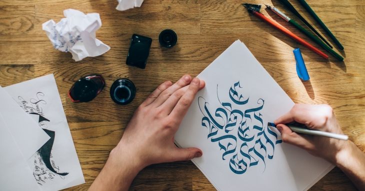 Best 10 Calligraphy Apps - AppGrooves Discover Best iPhone