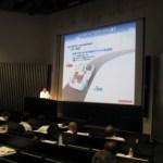 本田技術研究所の鋤柄宜様の講演風景