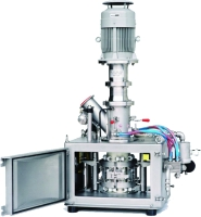 連続湿式造粒機フレキソミックス2
