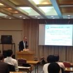 田中氏「流動層DEM-CFDシミュレーションの最近の話題と熱物質輸送予測への展開」