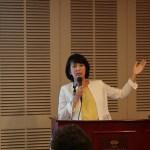 iiful株式会社 代表取締役 石川聖子様 ご講演の様子