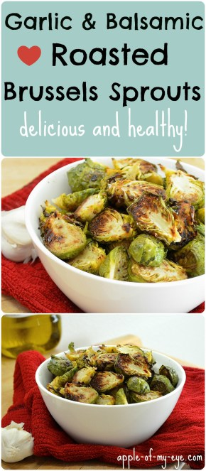 delicious recipe for brussels sprouts!