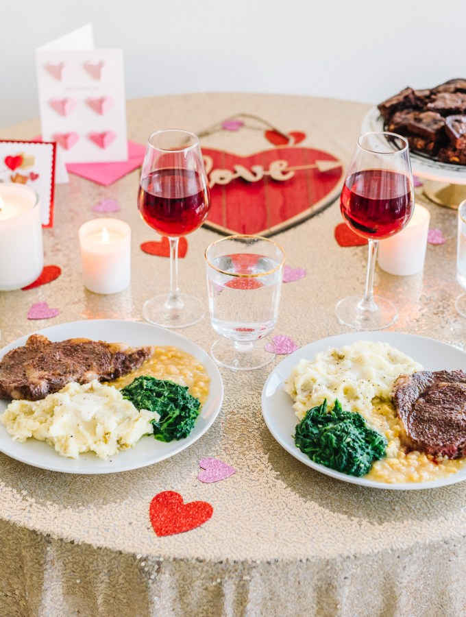 Valentine's Date at Home -1