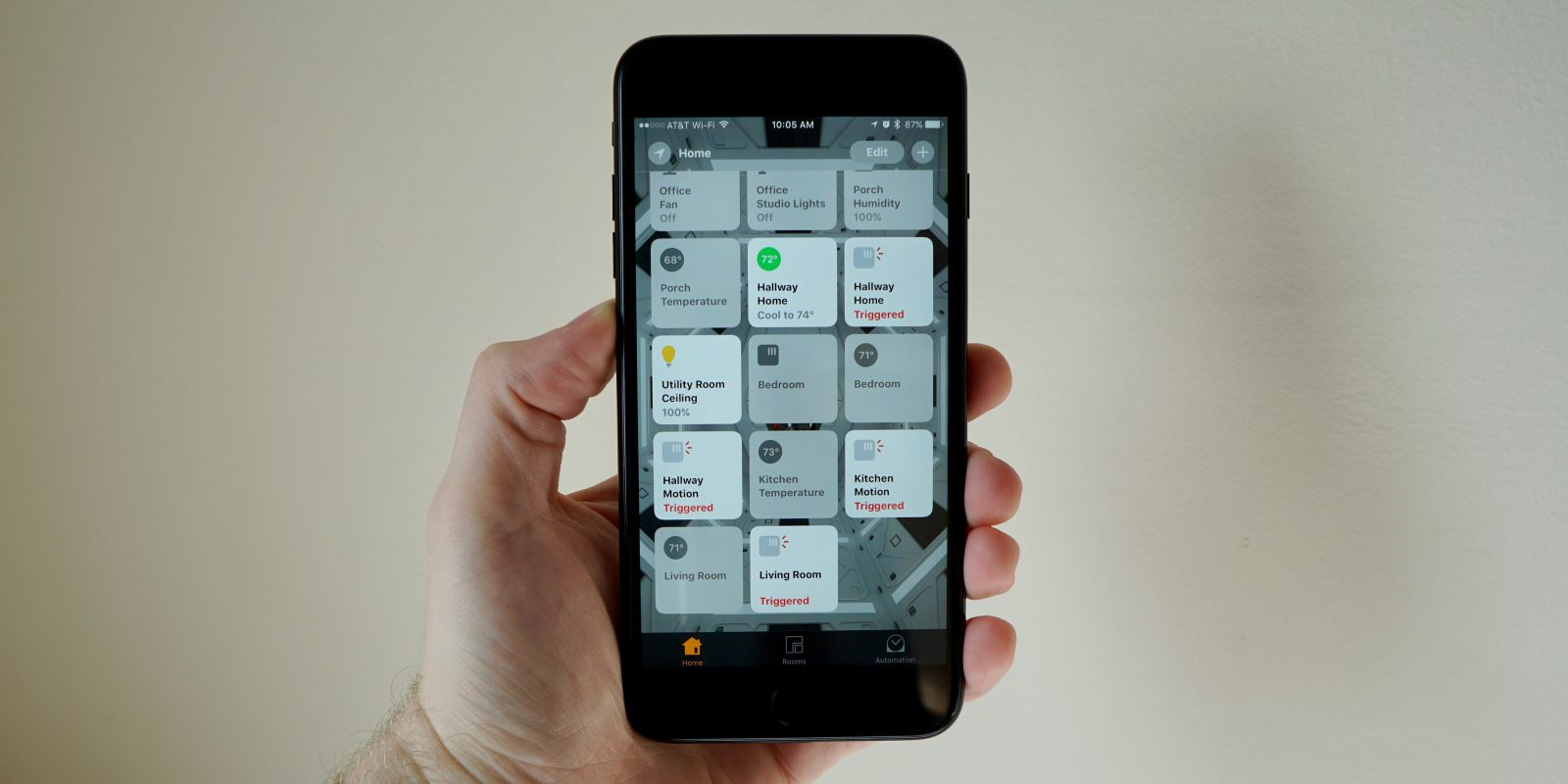 Homekit App Ecobee3 Remote Sensors Now Work As Homekit Motion