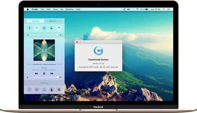 Command-Center-for-macOS-on-MacBook