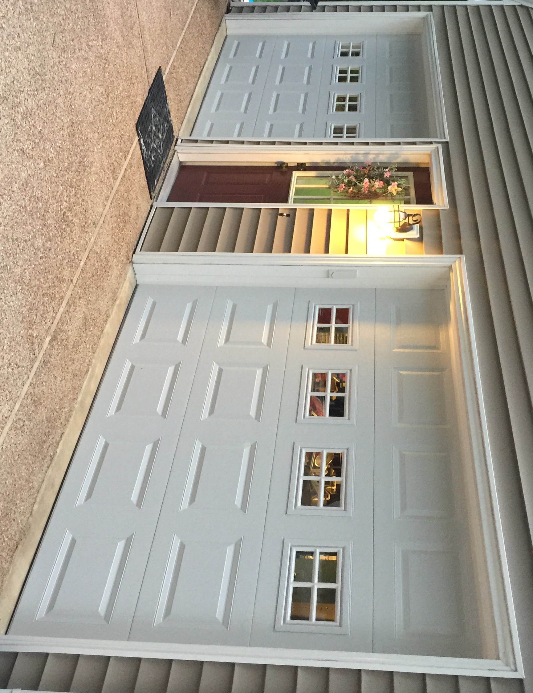 9x7 Garage Door Virginia Residential Garage Doors Interior And Exterior
