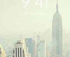 iPhone6のロック画面の壁紙をアプリを使っておしゃれにキメよう!!