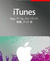 【バリアブルiTunesカード】好きな金額を設定してカードを使用できるの知ってた?